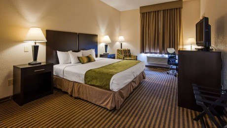 Welcome To Best Western Plus Silver Creek Inn - King Room