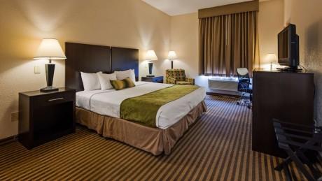 Best Western Plus Silver Creek Inn: Accessible King Room