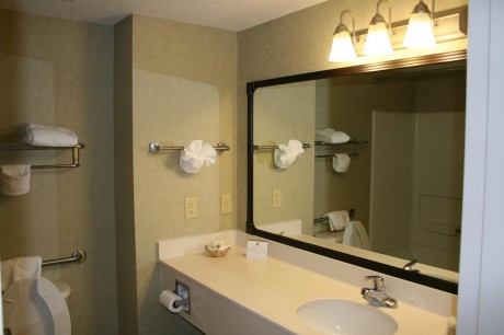 Welcome To Best Western Plus Silver Creek Inn - Private Bathroom