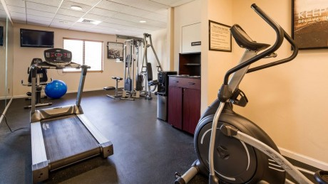 Welcome To Best Western Plus Silver Creek Inn - Fitness Room